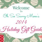 Holiday Shopping Made Easy! My Holiday Gift Guide All on One Page!
