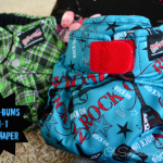 Rock-a-Bums – A Rockin' Cloth Diaper with All the Options! – #FluffyXmas Sponsor Spotlight