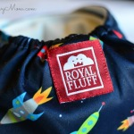 Royal Fluff Cloth Diapers logo