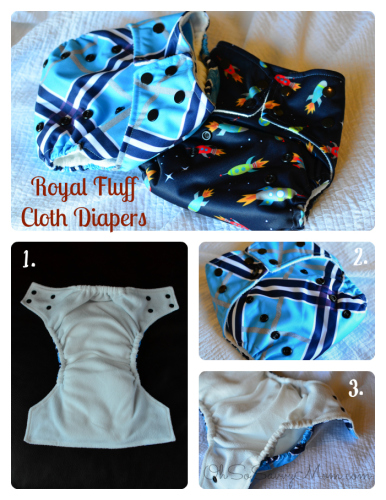 Royal Fluff Cloth diapers review