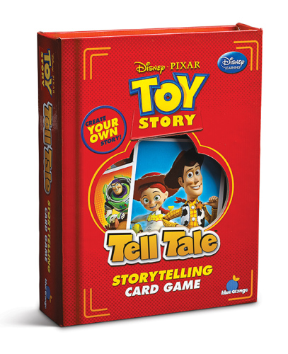 Tell Tale Storytelling card game