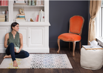 Attn DFW Readers! Texas Pride Rug Design Contest from Vecco DIY Rug Décor – You Could Win $2,500!