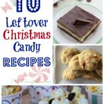 10 Creative Recipes to Use Up All That Leftover Christmas Candy!