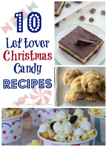 10 Leftover Christmas Candy Recipes