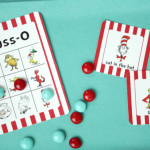 Free Dr. Seuss printable Seuss-O Game