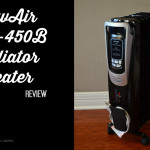 Stay Warm with the Energy Efficient NewAir AH-450B Space Heater Review