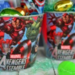 DIY Avengers Easter Basket craft
