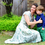 eShakti dress review, mom and toddler