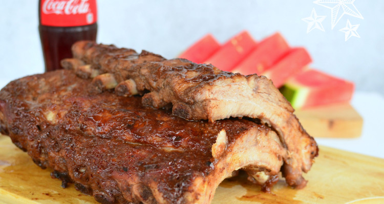Coca-Cola Baby Back Ribs Recipe + Saying Goodbye to Good Friends