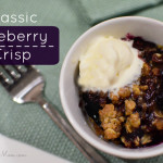 Neoflam MIDAS Plus Cookware Review + Gluten-free Blueberry Crisp Recipe & Giveaway