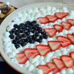 Heavenly 4th of July S'mores Pie Recipe #LetsMakeSmores