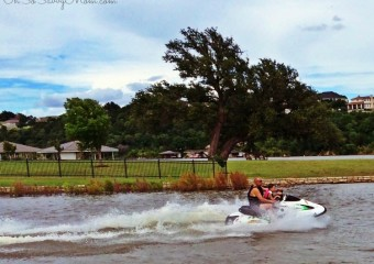 See Our Family Discover Boating at Lake Granbury, Texas! #DiscoverBoating