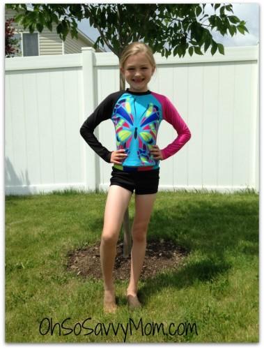Limeapple Montego Swimsuit