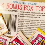 Help Your Child's School Get Ahead with Box Tops for Education at Walmart