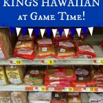 Kings Hawaiian rolls and buns