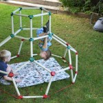 Get the Kids Out of the House and Outside with the Lil' Monkey Climber