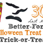 Better-For-You Halloween Treat Ideas for Trick-or-Treating