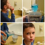 How to use Listerine Smart Rinse