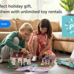 Give the Gift of Pley LEGO Rental – #HolidayGiftGuide
