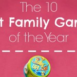 10 of the Year's Best Family Games for Family Game Night!