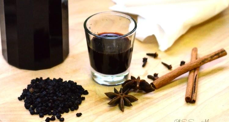 Immune-Boosting, Homemade Elderberry Syrup Recipe