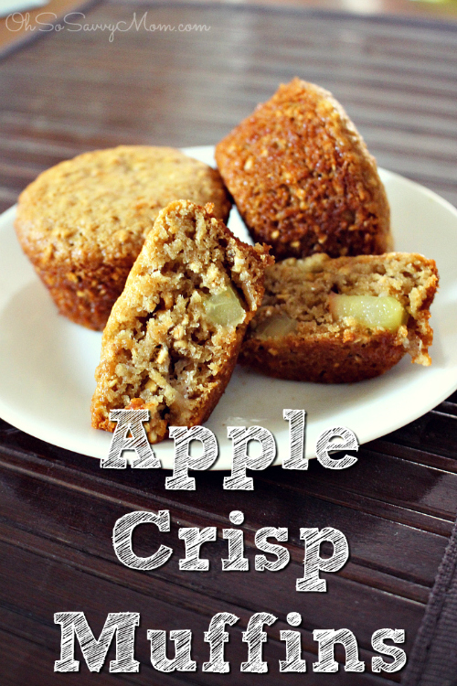 Apple Crisp Muffin Recipe