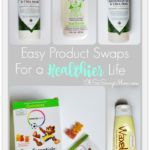 Easy Product Swaps for a Healthier Life