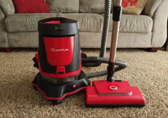 The Quantum Vac 6-in-1 Vacuum Cleaner | This thing is AMAZING!