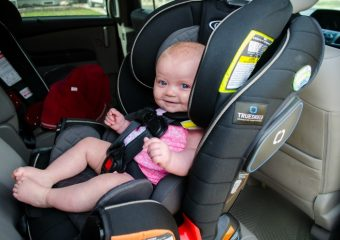Graco Extend2Fit 3-in-1 Convertible Car Seat Review Featuring TrueShield Side Impact Technology – The Only Car Seat You'll Ever Need