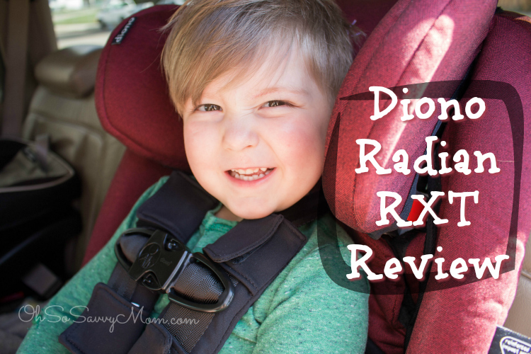 Diono Radian RXT Review