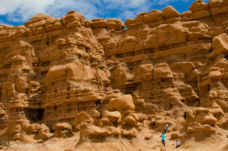Exploring Goblin Valley State Park with Kids