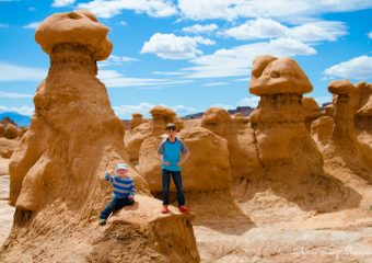 Goblin Valley Camping With Kids – Utah's Most Family-Friendly State Park