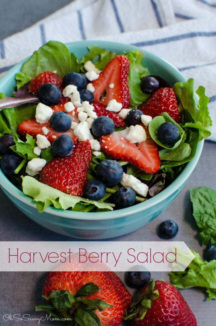 Harvest Berry Salad