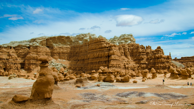 Valley of the Goblins, Goblin Valley State Park Utah