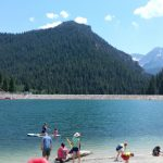 Tibble fork Reservoir, American Fork Canyon