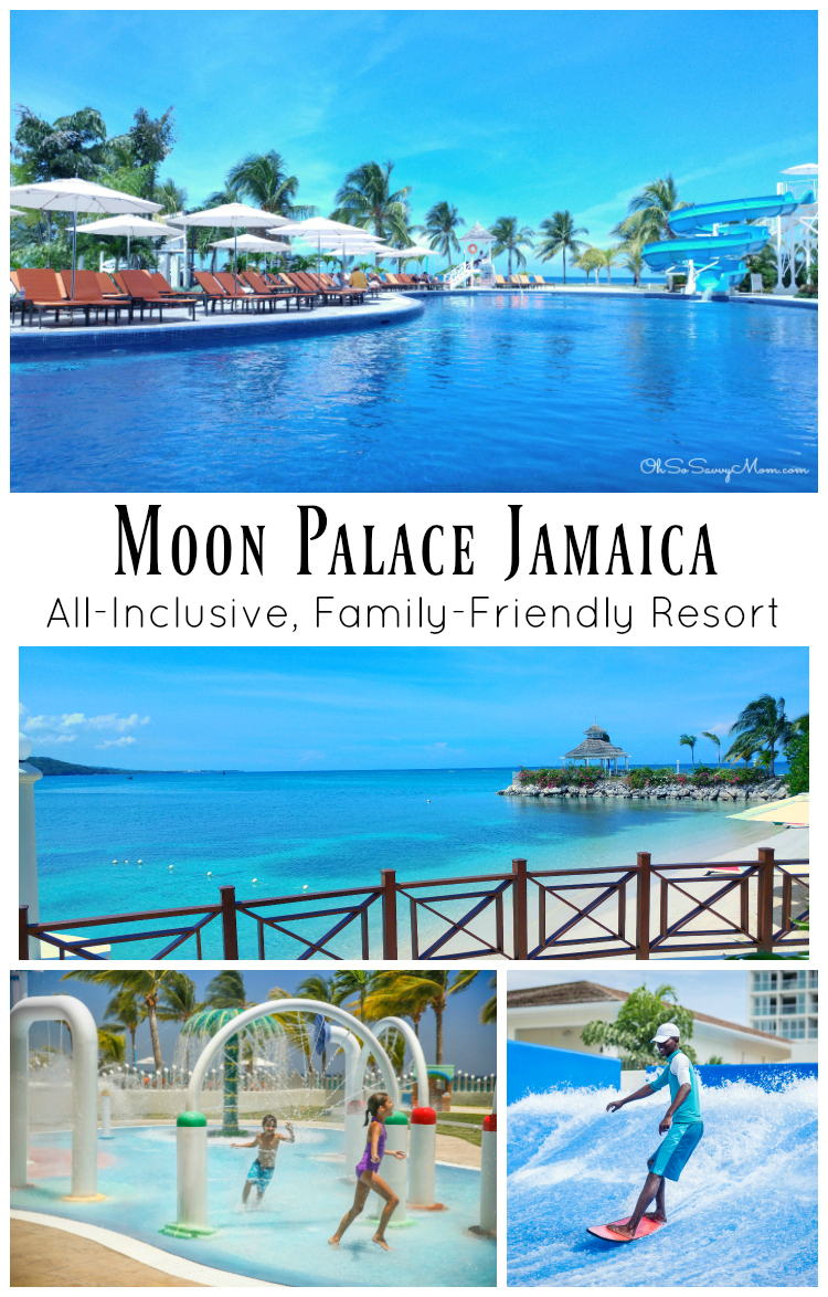Moon Palace Jamaica Resort, All-Inclusive, Family-Friendly Resort