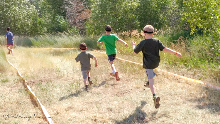 Spartan Kids Race, Eden Utah
