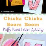 Chicka Chicka Boom Boom Activity Gets Kids Excited About Letters!