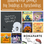 Must-Have Halloween Books for Toddlers and Preschoolers