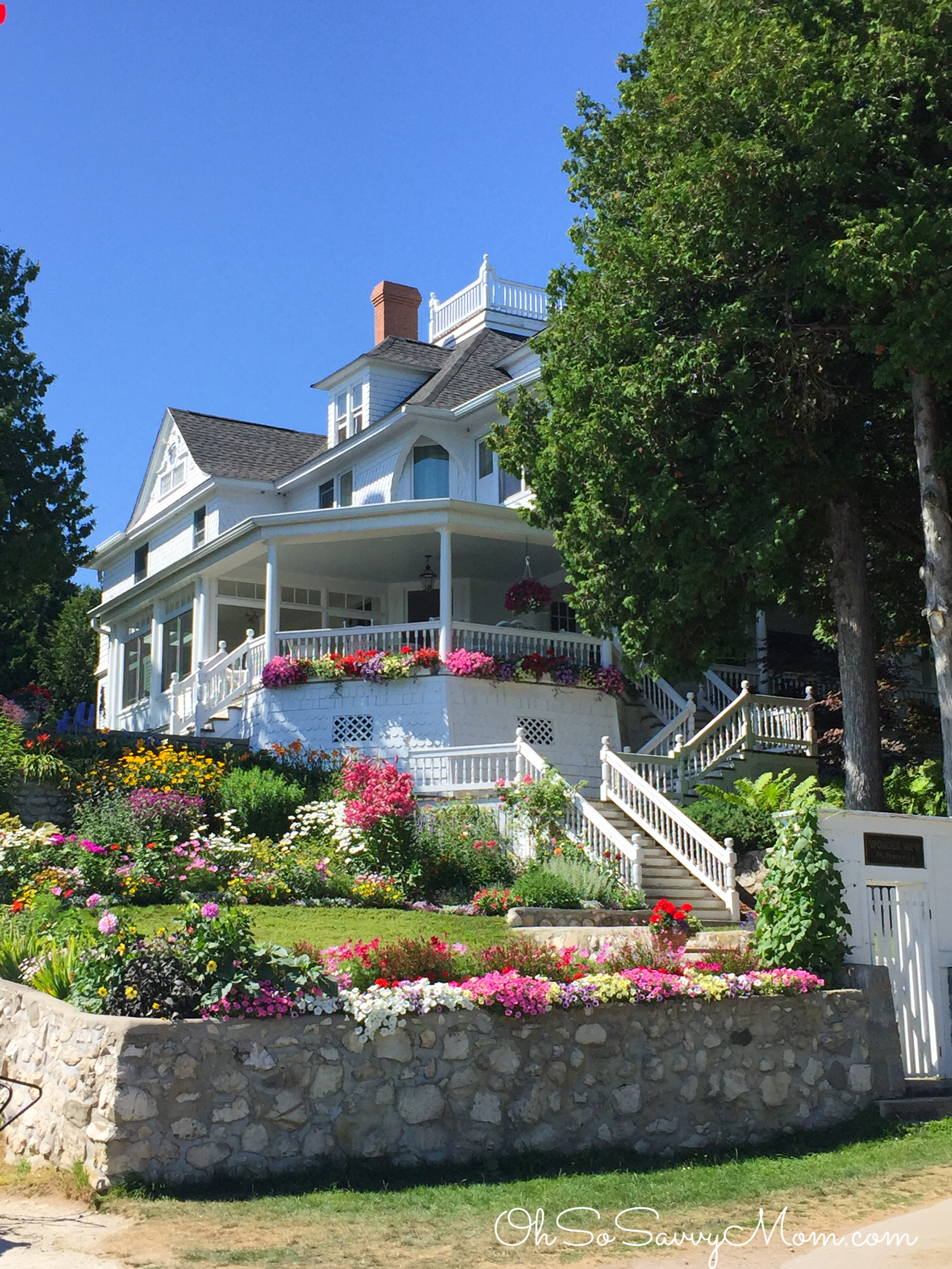 Vacation home on Mackinac Island